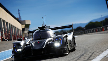 Successful test with United Autosports at Paul Ricard