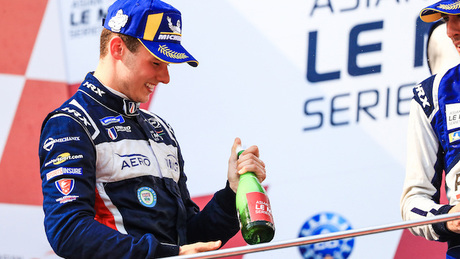 Phil Hanson claims outright Asian Le Mans Series title