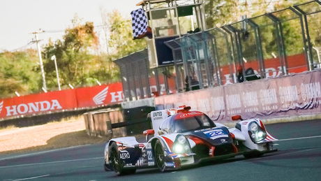 Phil Hanson left feeling underwhelmed following first ALMS victory