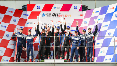 Highs and lows in China in first round of ALMS for Phil Hanson