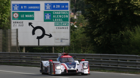 Confidence going into Le Mans 24 following positive test for Phil Hanson