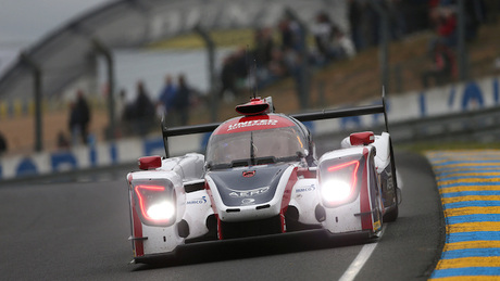Hanson suffers heartache in second Le Mans 24 Hour race