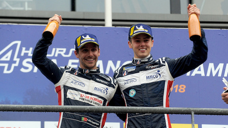 Stunning victory for Phil Hanson in Spa ELMS Round 5