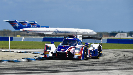 Phil Hanson on a mission to prove a point in Sebring race début with United Autosports