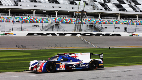 Phil Hanson, Roar Before The 24, Daytona