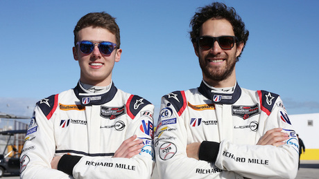 Phil Hanson teams up with Bruno Senna