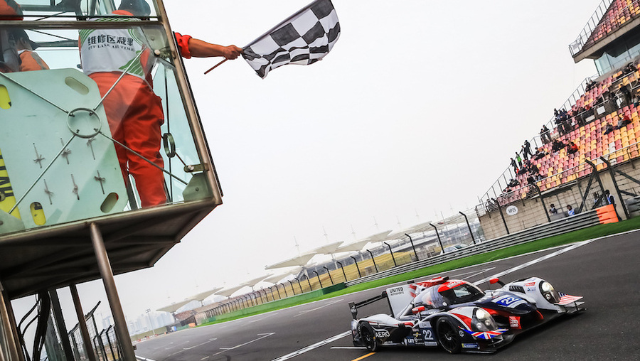Phil Hanson claimed a hard-earned podium placing in the opening round of the 2018-19 Asian Le Mans Series.