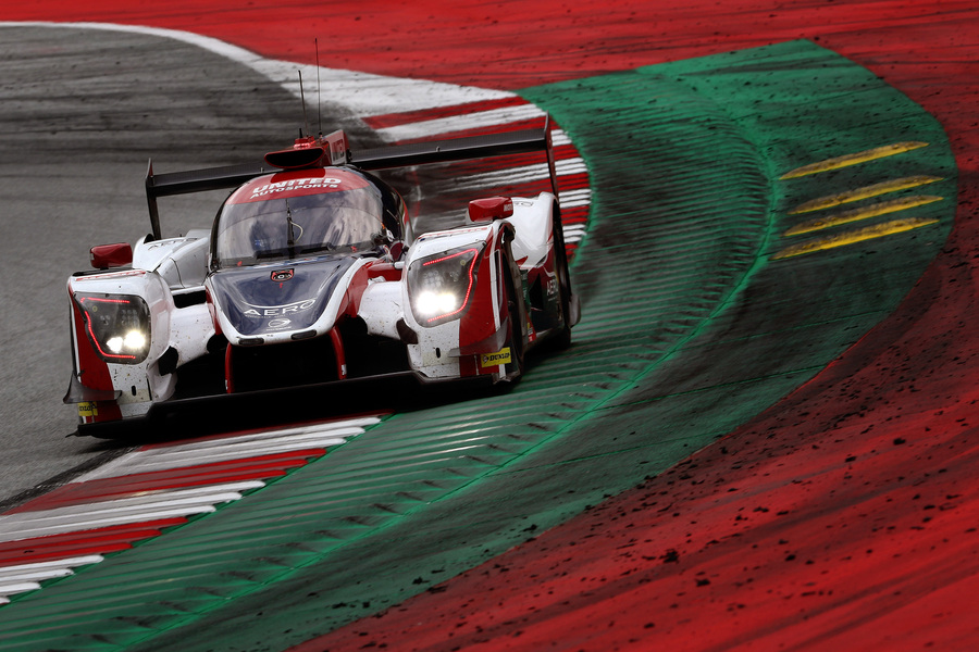 Phil Hanson scores first ELMS podium finish at ELMS